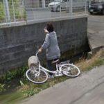 グーグルストリートビューに転倒する母の姿が!衝撃写真の場所を公開!