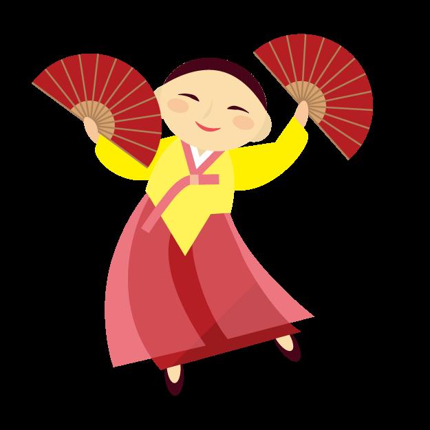 Koreaダンス