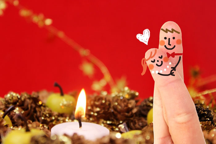クリスマスにカップルの楽しみ方