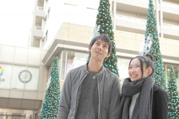 高校生彼氏へのクリスマスサプライズとデート