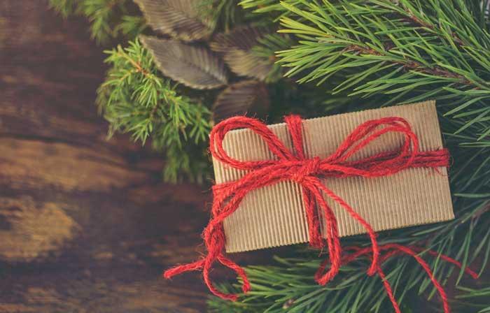 高校生の彼女にクリスマスプレゼント