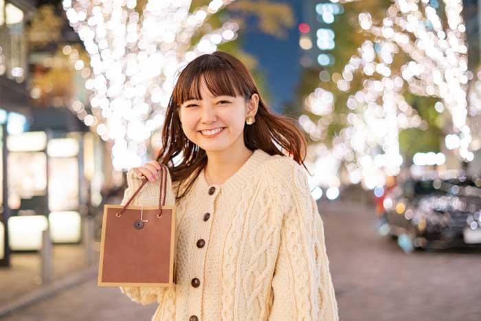 高校生の彼女にクリスマスサプライズとイベント
