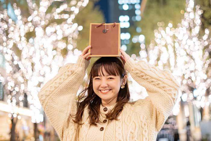 クリスマスに高校生の彼女が喜ぶプレゼントランキング