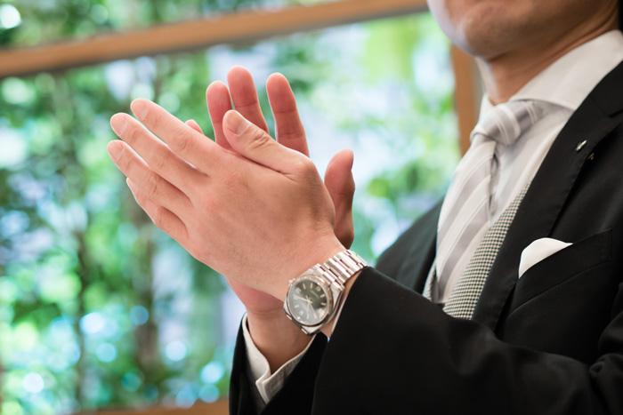 結婚式の持ち物【男性・メンズ用リスト】当日男のゲストが必要なもの