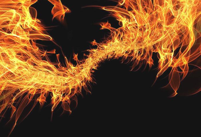 火事の夢の一般的な意味・欲望や情熱・激しい感情、命のエネルギー