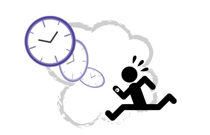 遅刻する夢の意味・仕事や授業・バイト・旅行・寝坊する夢など心理的&スピリチュアル的夢占い