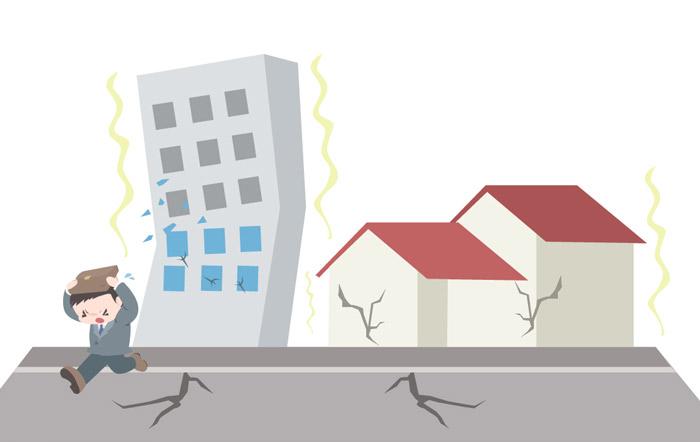 夢占い・地震の夢の一般的な意味とスピリチュアル